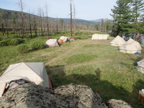 camp2 Hunting and fishing base in Mongolia